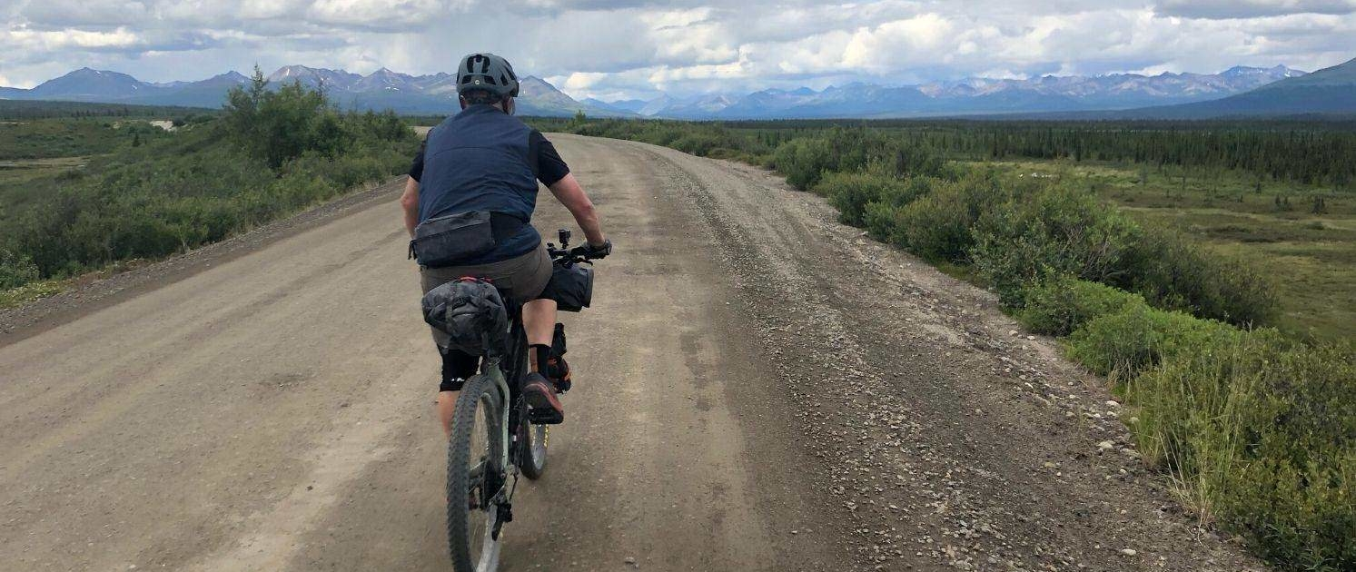 Scott R. - Denali Highway Alaska - bikepacking Most Common Bikepacking injuries