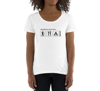 Hike East Sleep Repeat T-shirt