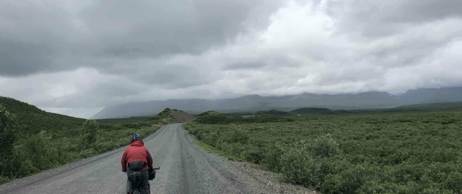 Alaska Bikepacking - how to care for your butt